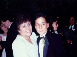 James and Mom